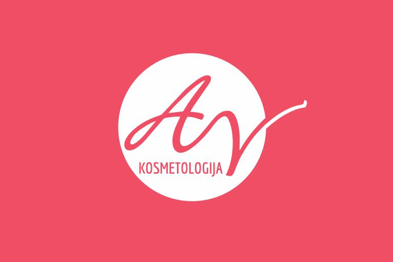AV logo kurimas
