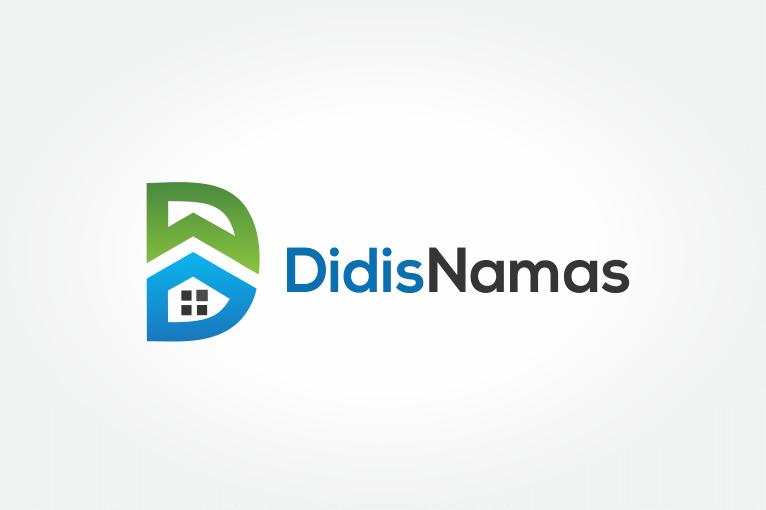 DN logotipo kurimas
