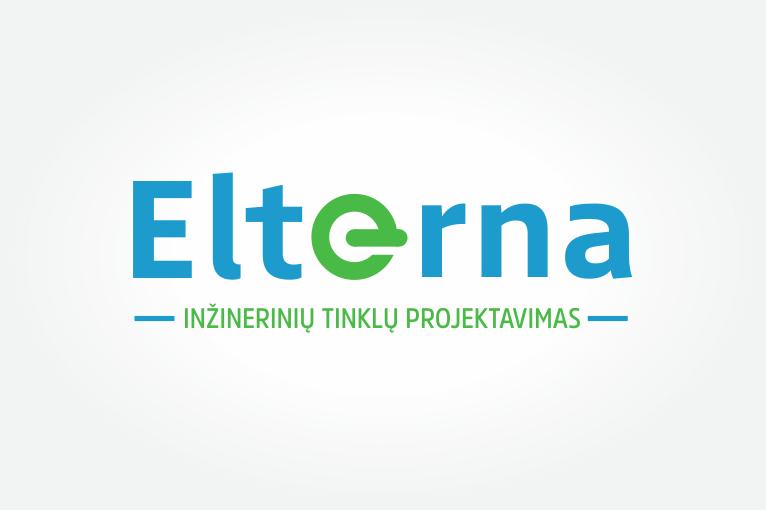 Elterna logotipo kurimas