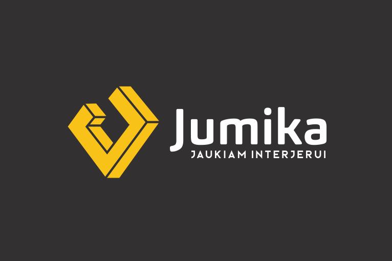 Jumika logo kurimas