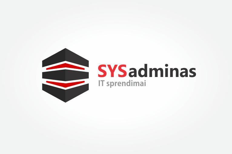 SYS logotipu kurimas