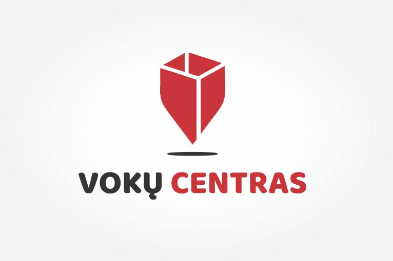 VC logo kurimas