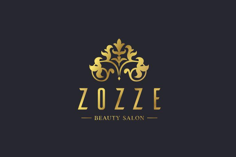 logotipo kurimas grozio salonui