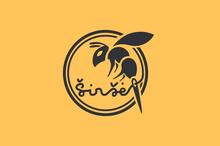 sirse logotipu kurimas