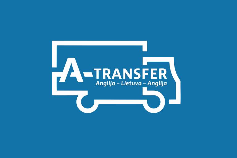 transfer logotipu kurimas