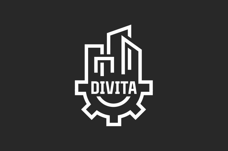 logotipu kurimas imonei divita