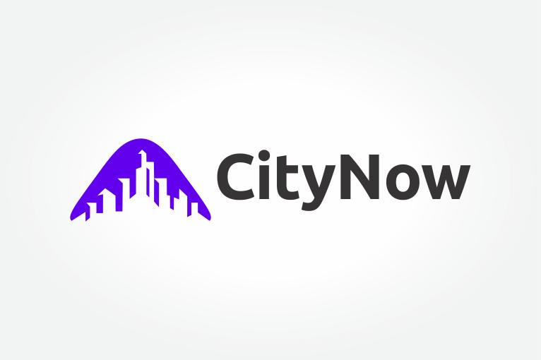 Logo kurimas citynow