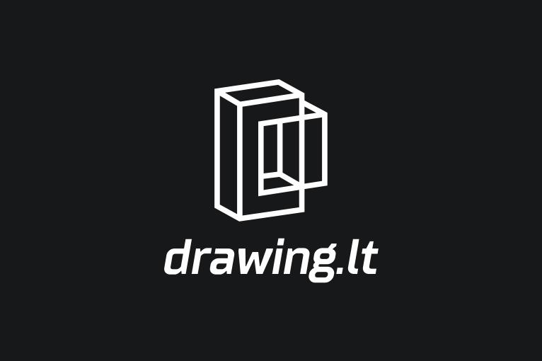 logotipu kurimas drawing