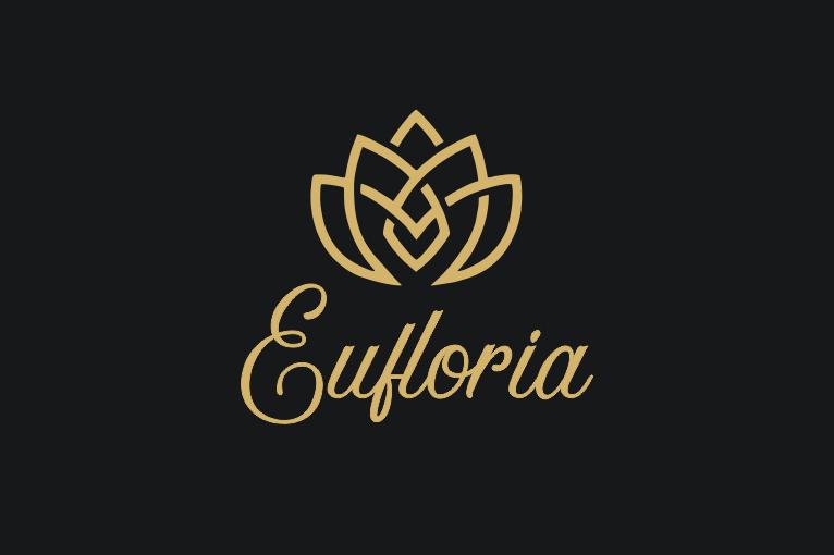 Logotipu kūrimas Eufloria