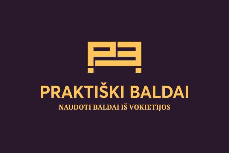 logotipas kurimas baldai